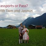 Passports Or Pass With Tom And Jasmin