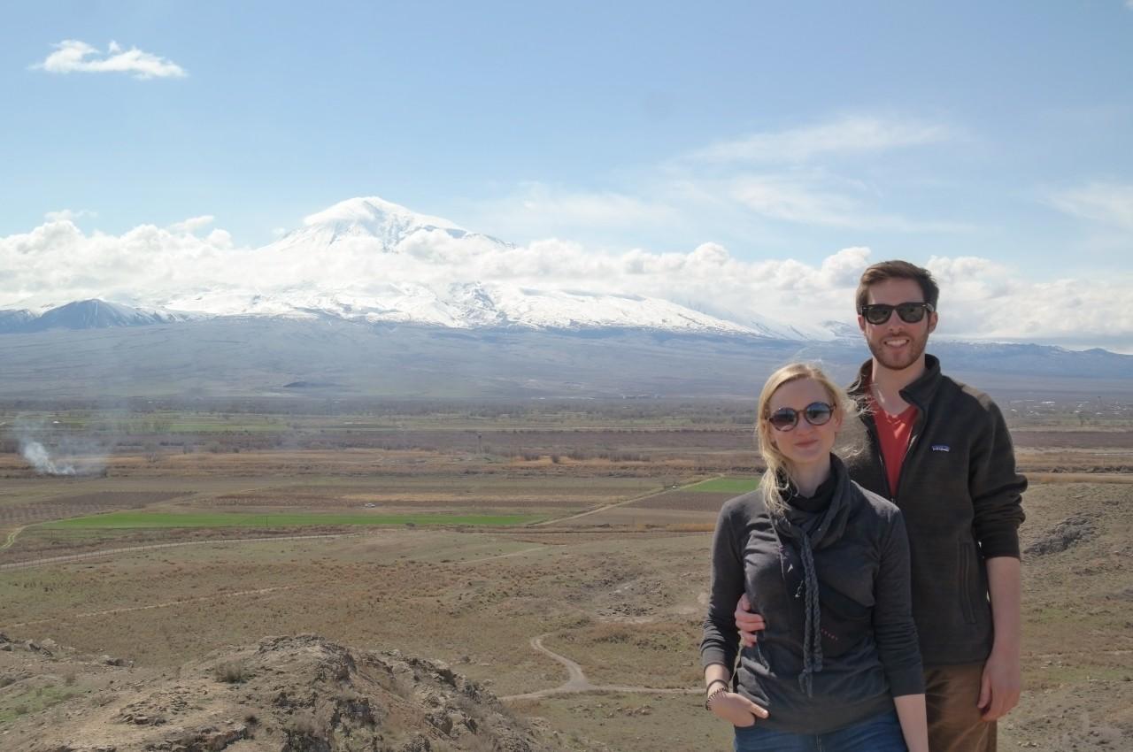 Mt. Ararat - Tom and Jasmin