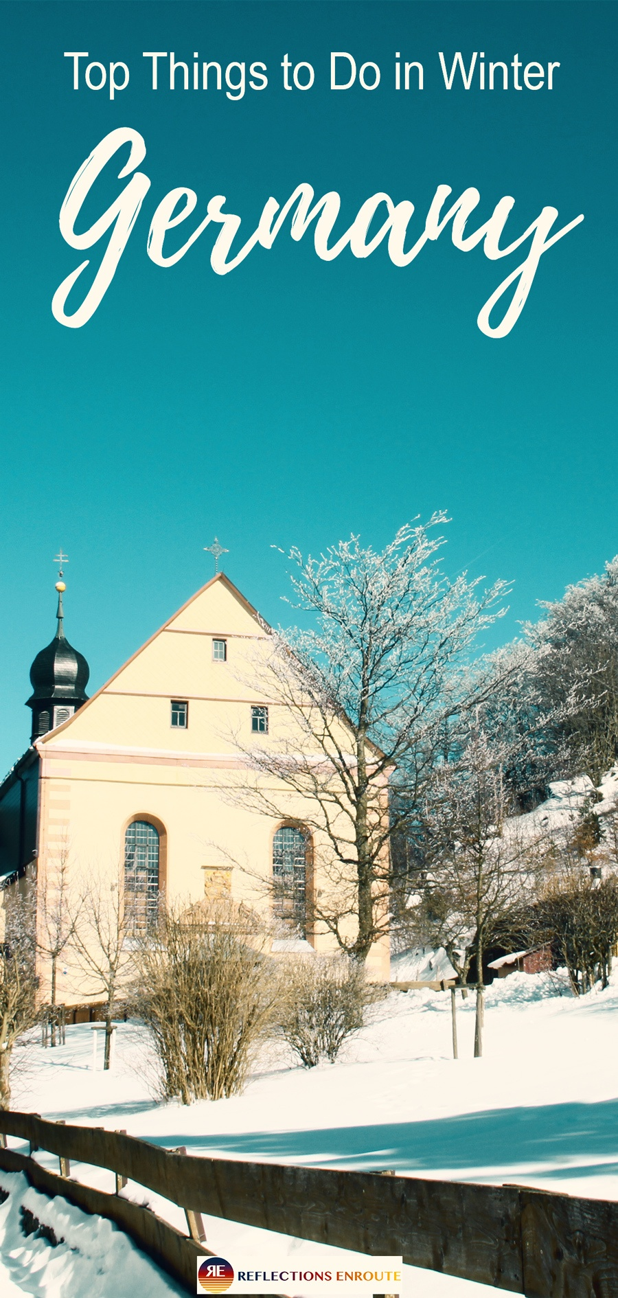 Winter in Germany is Magical!