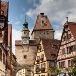 A Fairytale City for All Seasons; Rothenburg Christmas Market and More!
