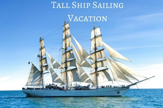 Plan Your Tall Ship Sailing Adventure