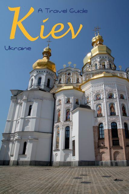 Kiev, fresh and surprising...real travel. Plan a visit to Ukraine!