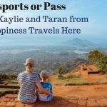 Passports or Pass with Kaylie and Taran