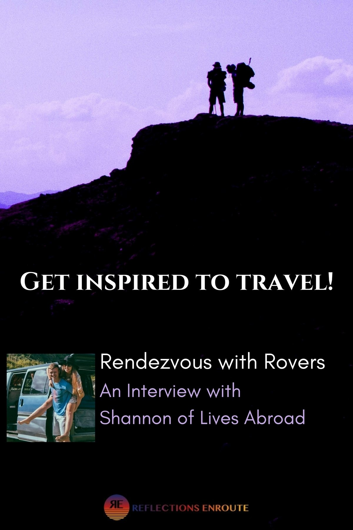 Traveler Interview with Shannon from Lives Abroad