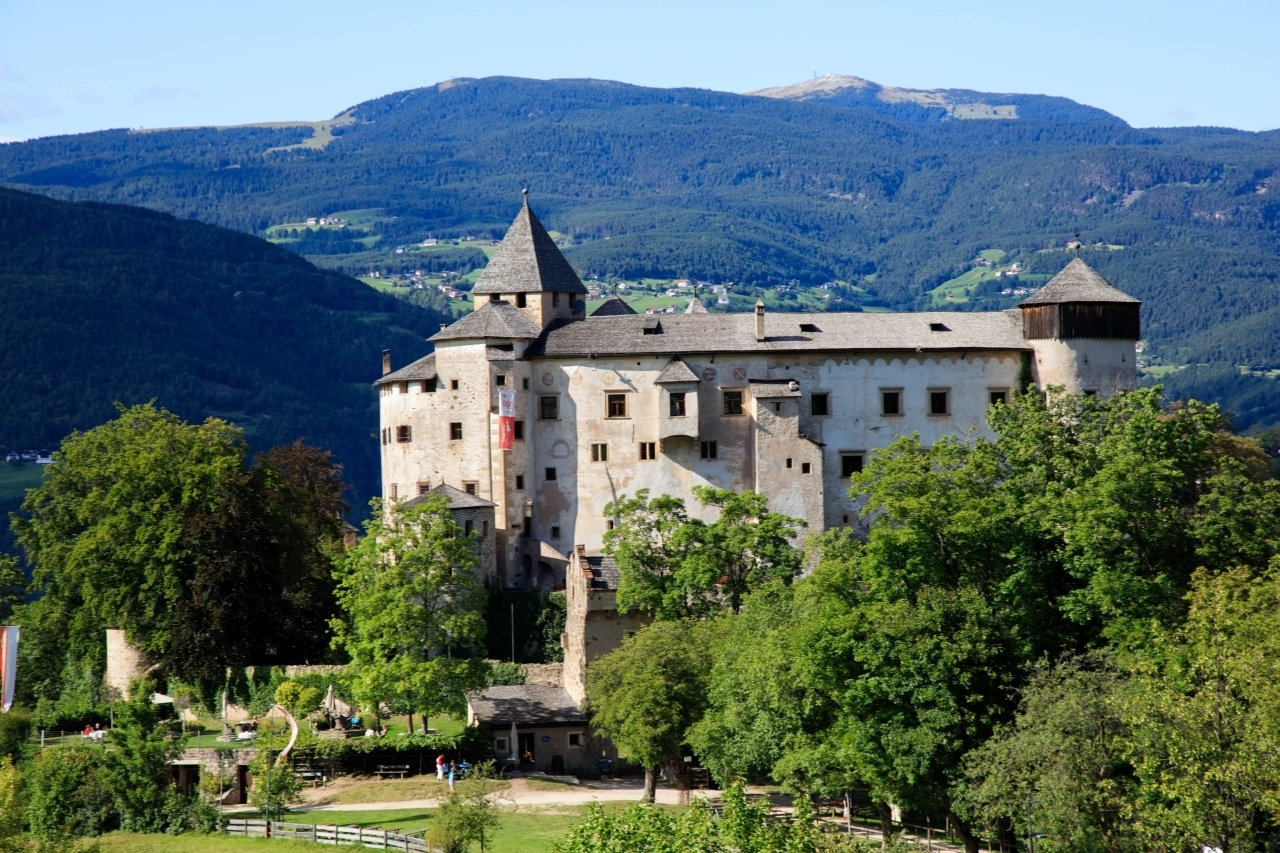 Runkelstein Castle, and other Bolzano castles are in the top ten things to do in Bolzano