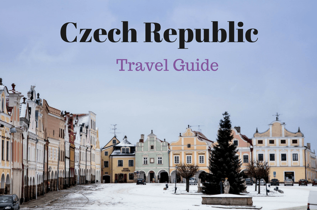 Czech Travel Guide Title - Telc photo