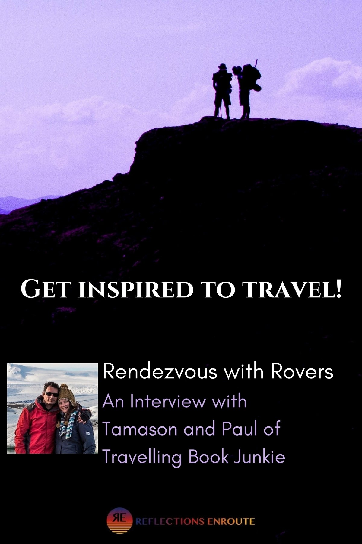 Ready for some travel inspiration? We interview Tamason about her world travels.