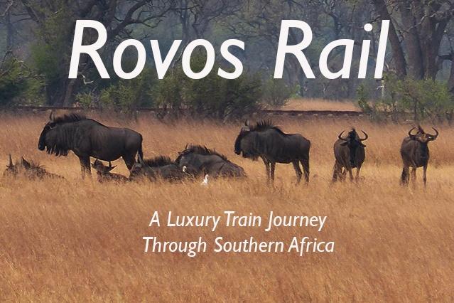 Luxury Train Journey to Victoria Falls