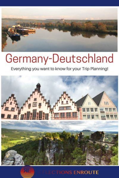 Germany...the land of fairytales and castles, beer and sausages!