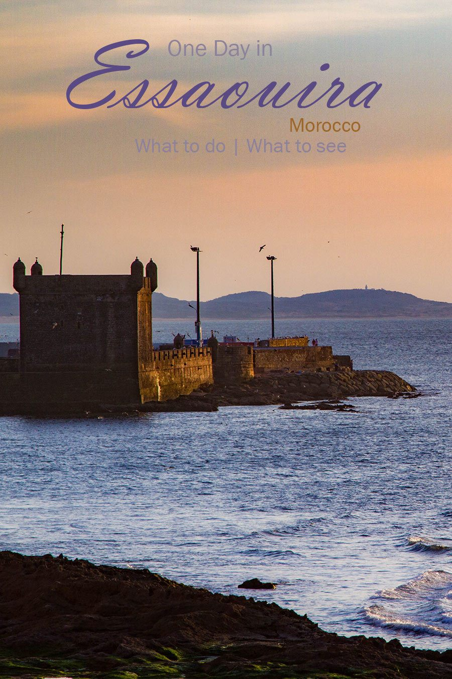 Exotic Essaouira! The most beautiful city in Morocco!