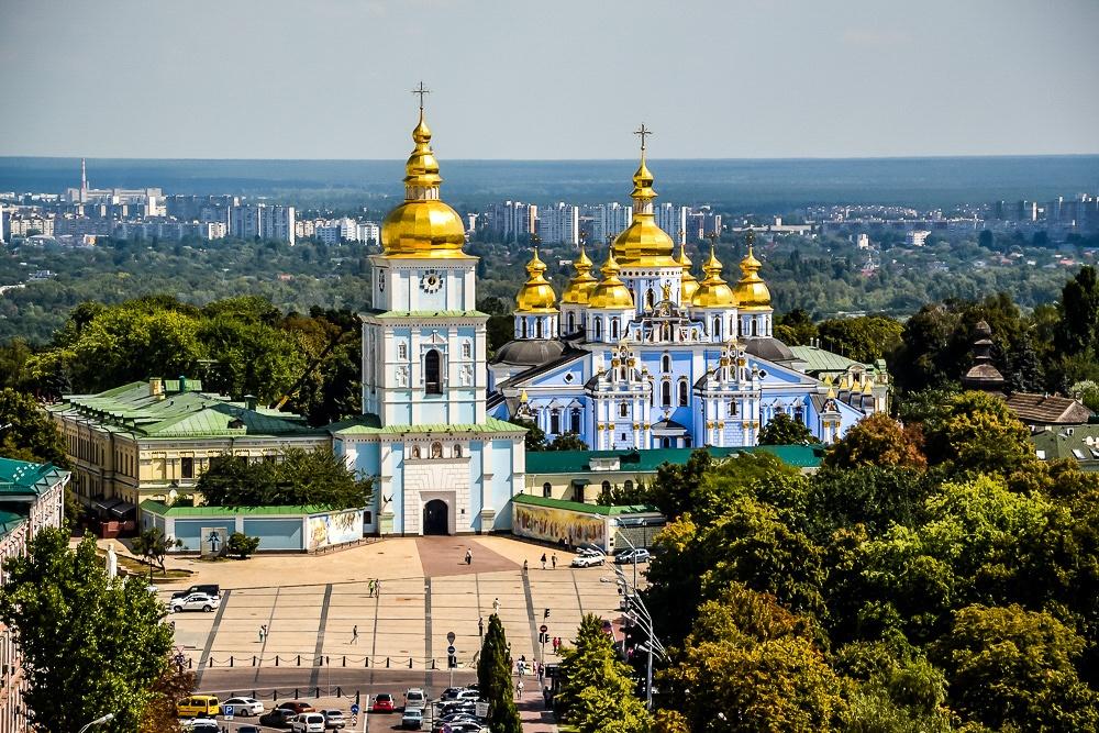Kiev in Fall