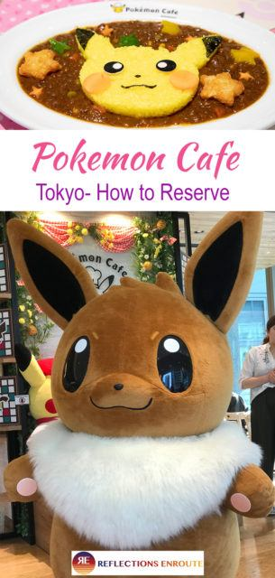 Who wants to go to Tokyo's own Pokemon Cafe? Click here to find out how you can eat Pikachu curry, and the food looks as good as it tastes!