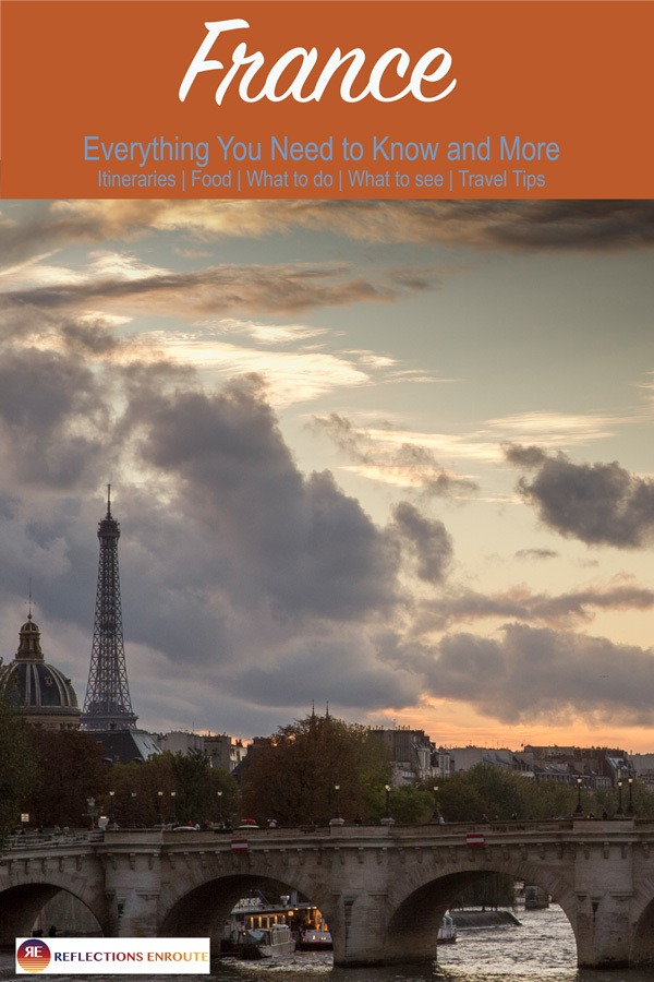 France! Romance, the Eiffel Tower, croissants...need I say more? You need to go! Check it out!