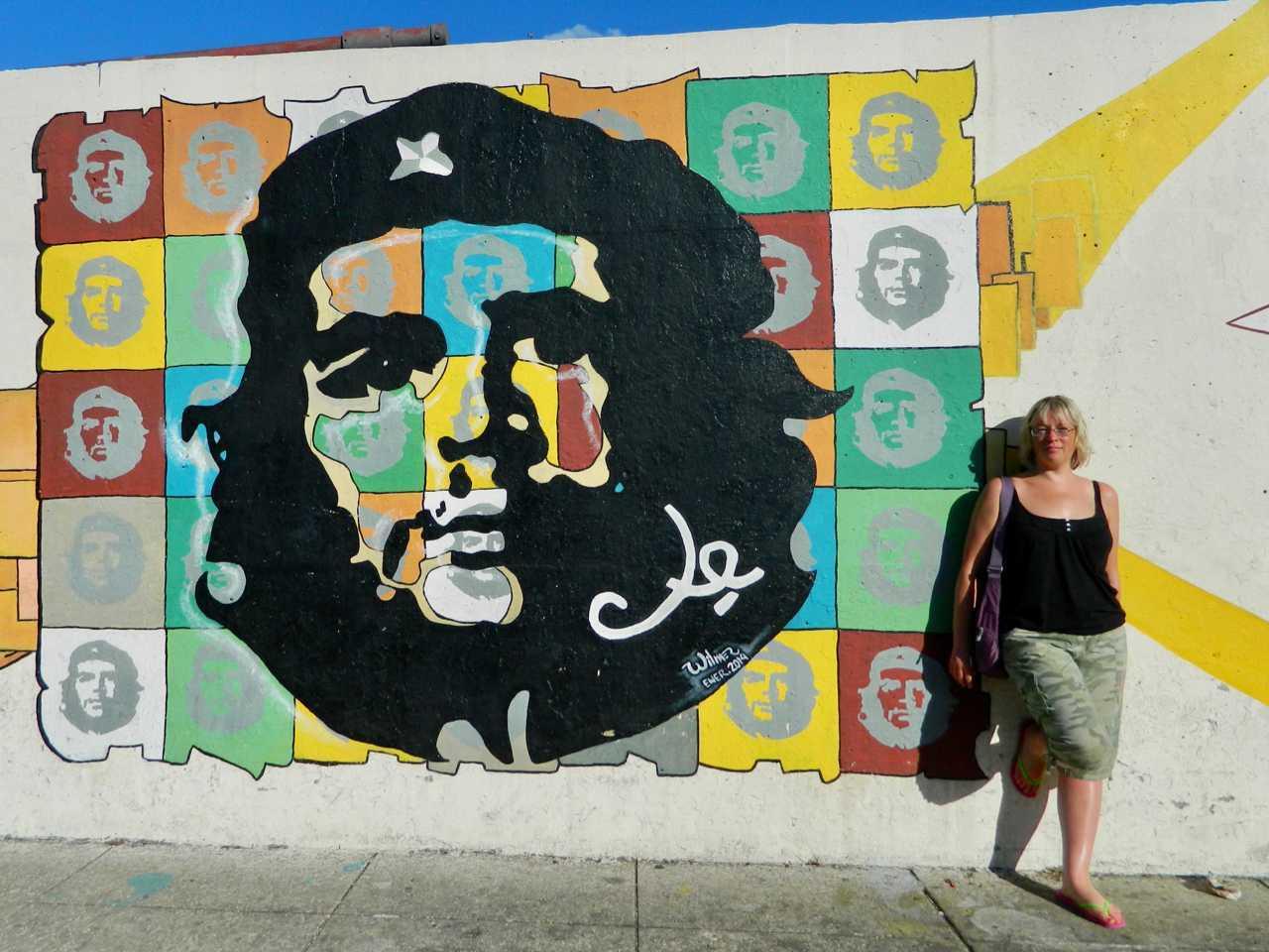 Jill in Havana, Cuba