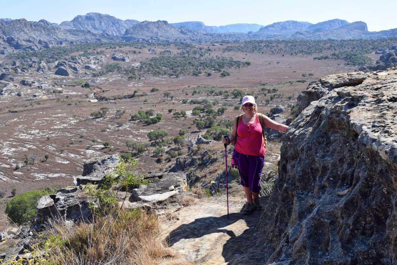 Jill in Madagascar
