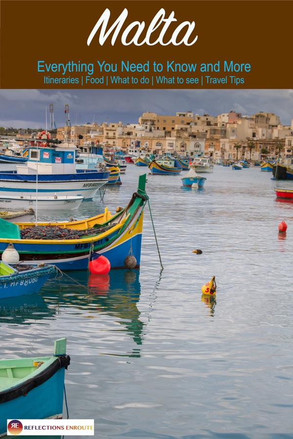 Malta! Three tiny Mediterranean islands you've got to visit! Check it out!