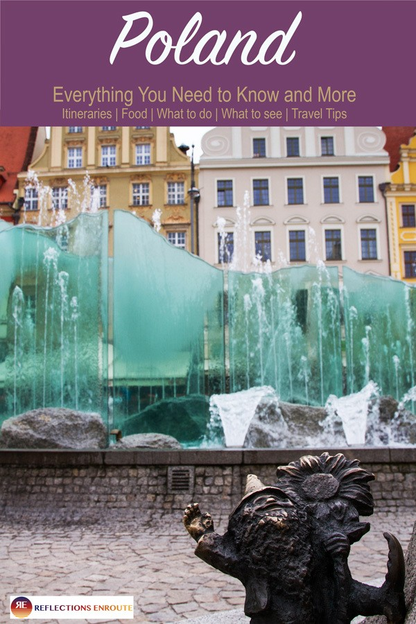 Poland! So many places to go, so little time. Krakow is a great place to start. Check it out!
