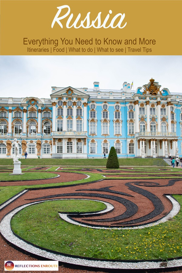 Russia, what a country! Find out all about travel to Russia and start planning.