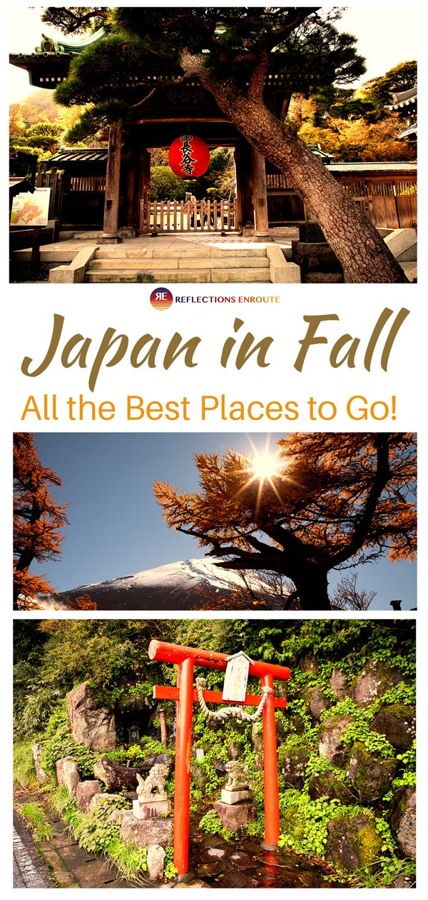 Japan in the Fall! The best places to go and things to do, click here.