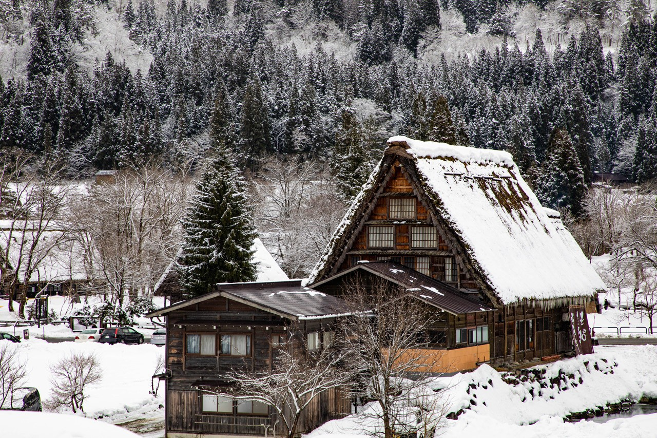 A Japanese thatched roof guesthouse is the best place to stay in Shirakawa Village