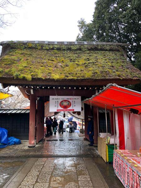 Ярмарка Дарума в храме Джиндайи Ярмарка Дарума в храме Джиндайи Daruma Fair Jindaiji Temple 1 5 450x600