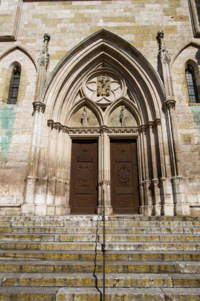 Дверь собора Святого Петра.  Регенсбург, Германия Regensburg Cathendral 1 400x600