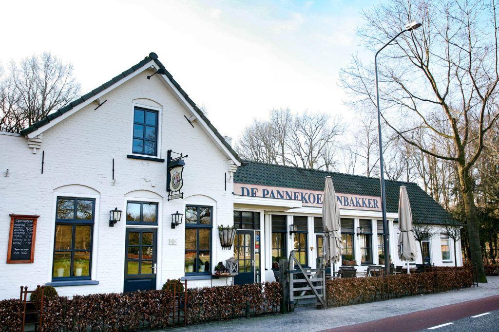 De Pannekoekenbakker Restaurant in Zeeland.